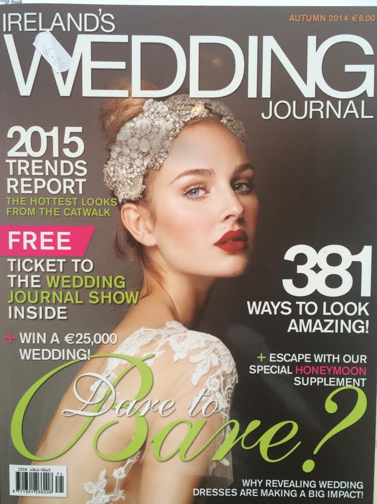 Amara Skincare Clinic in Irelands Wedding Journal