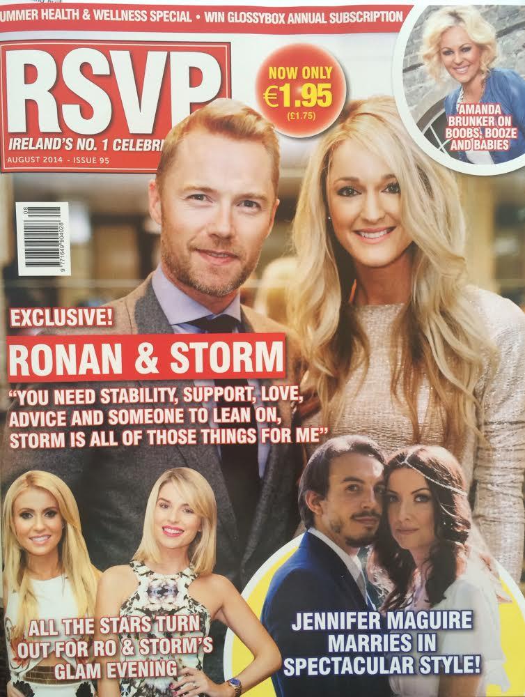 Amara Skincare Clinic in RSVP Magazine