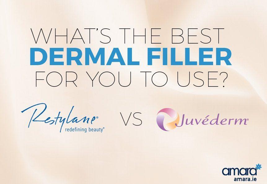 What's The Best Dermal Filler - Juvederm vs Restylane