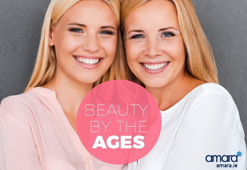 Beauty by the Ages - Skincare Dublin