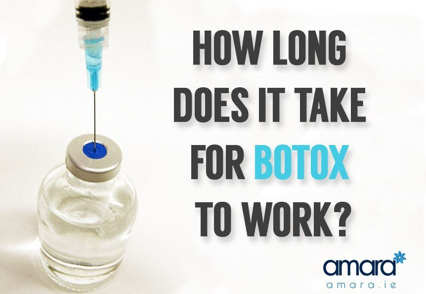 How Long Does It Take For Botox To Work Amara
