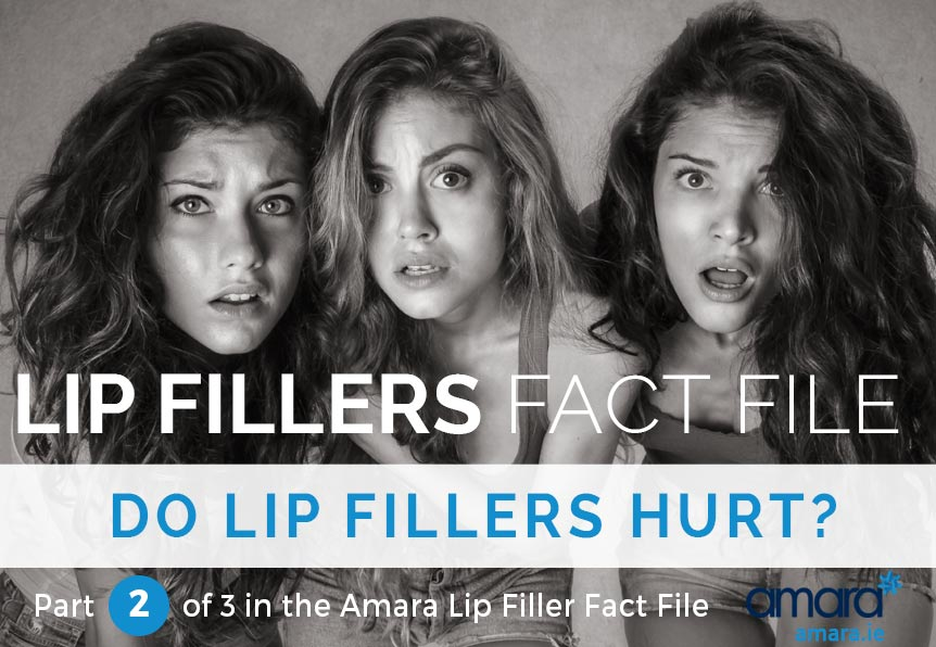Do Lip Fillers Hurt - lip filler fact file