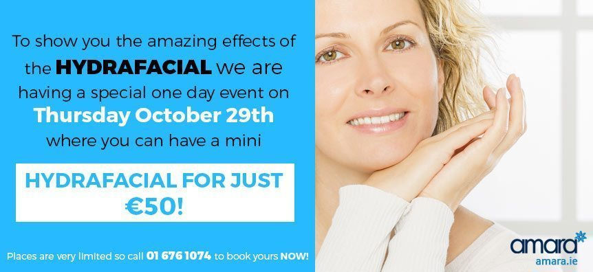 HydraFacial MD treatment Dublin - Special Offer