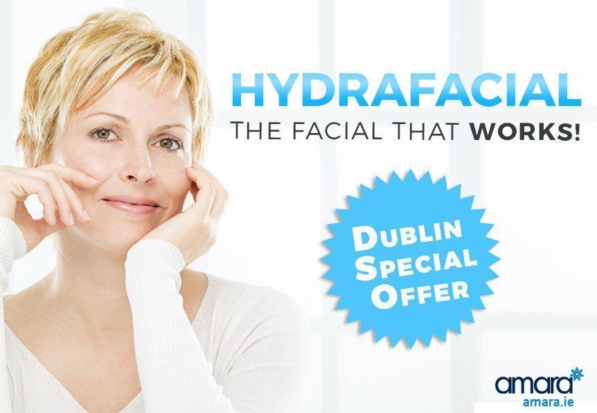 Hydrafacial MD treatment Dublin - The facial that works