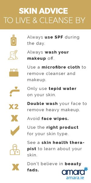 Skin Advice to Live and Cleanse By