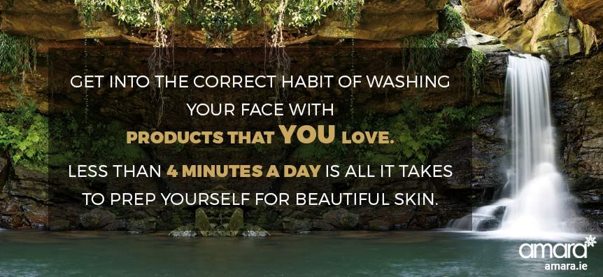 Wash Your Face Correctly - Face Cleansing Tips