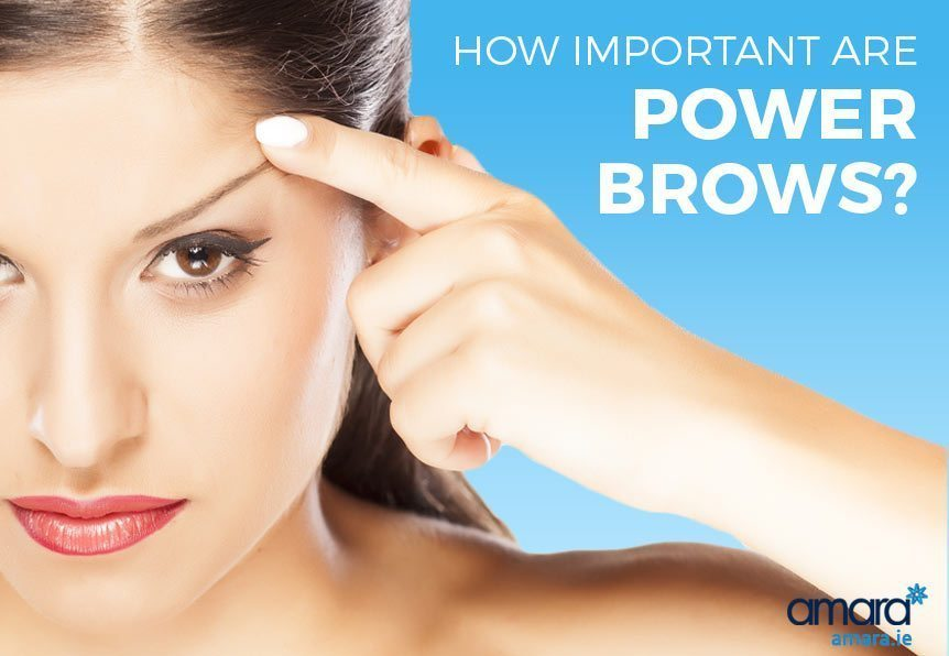 Power Brows - How important are eyebrows