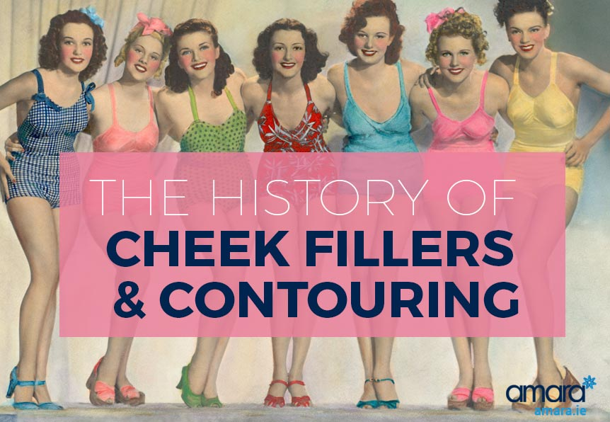 History of Cheek Fillers and contouring