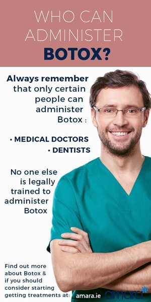 who can administer botox?