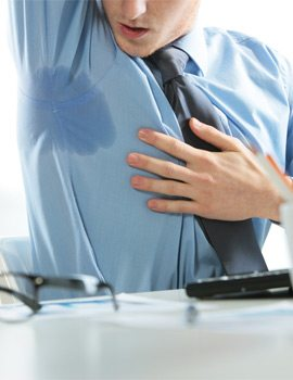 Hiperhidrosis Treatment Dublin - Excessive Sweat Treatments - Amara Clinics