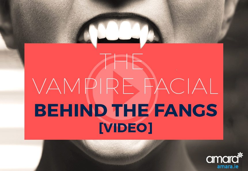 The Vampire Facial: Behind The Fangs [Video]