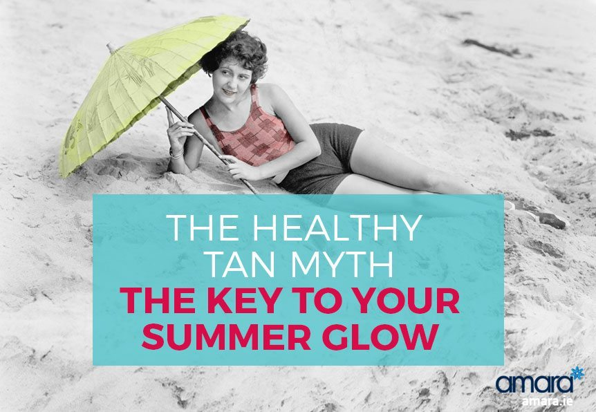 Myths About Tanning - Amara Skincare Clinic