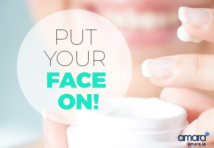 Put Your Face on - Amara Skincare Clinic