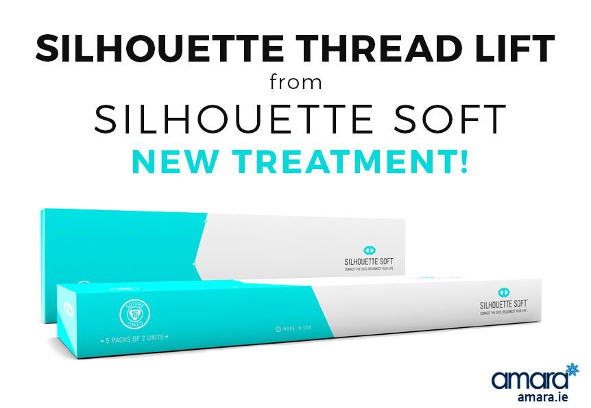 Silhouette Thread Lift from Silhouette Soft - Amara Clinics Dublin