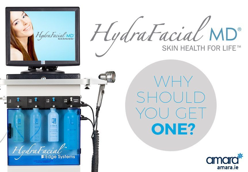 HydraFacial Treatment Dublin - Amara