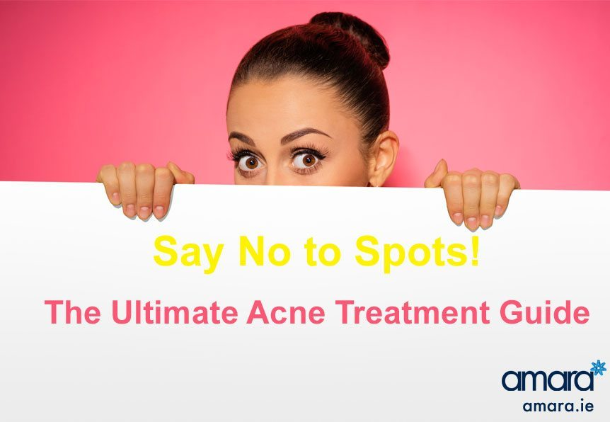 Image result for image that says acne treatment