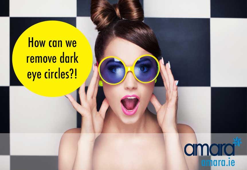 What Under Eye Dark Circle Treatments Work? | Amara Dublin